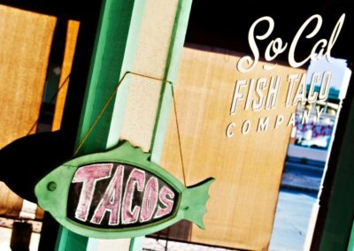 SoCal Fish Tacos Building